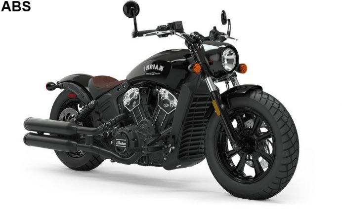 Indian Motorcycles Scout® Bobber ABS 2019