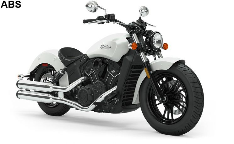 Indian Motorcycles Scout® Sixty ABS 2019