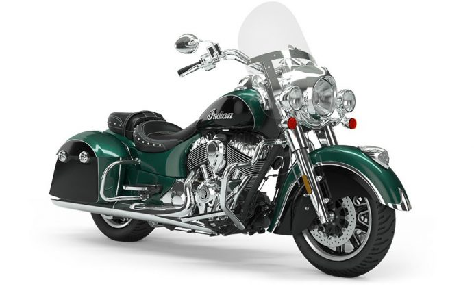 Indian Motorcycles Indian® Springfield® 2018