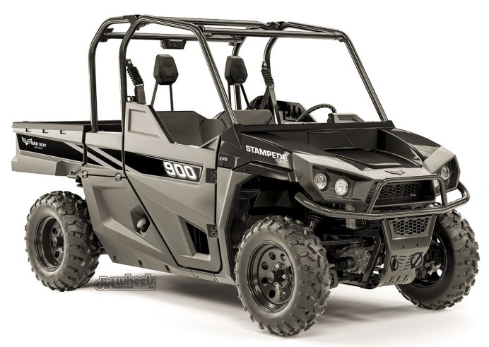 Arctic Cat Stampede Stock : 44958 2017