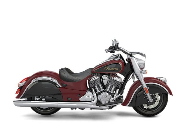 Indian Motorcycles Chief® Classic 2017