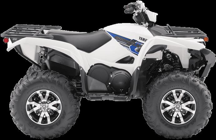 Yamaha Grizzly DAE 2019