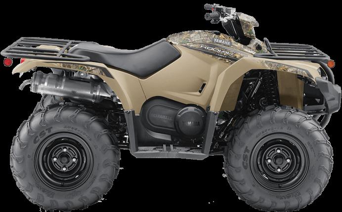 Yamaha Kodiak 450 DAE Camo 2019