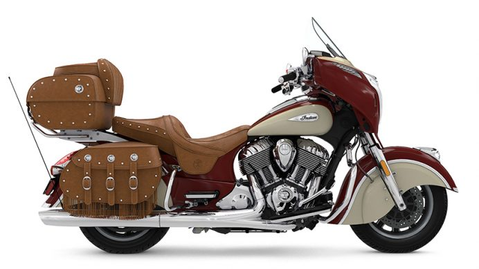 Indian Motorcycles Roadmaster® Classic 2017