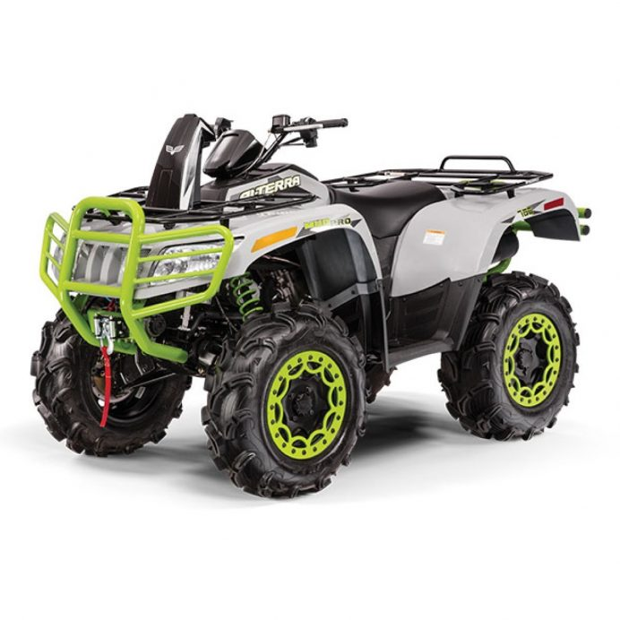 Textron Alterra Mudpro 700 LTD 2018