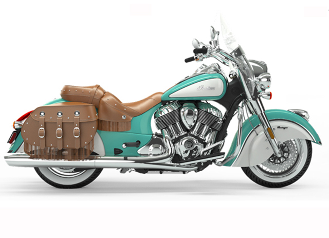 Indian Motorcycles Chief® Vintage Icon Series 2019