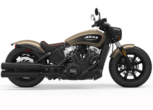 Indian Motorcycles Scout® Bobber ABS Icon Series 2019