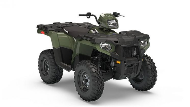 Polaris Sportsman® 450 : Stock : 51174 / 51175 / 54659 / 54661 / 55325 2019
