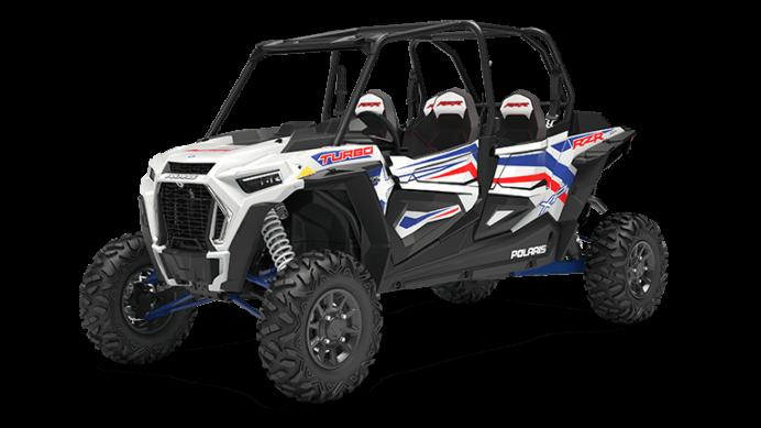 Polaris RZR XP® 4 Turbo LE 2019