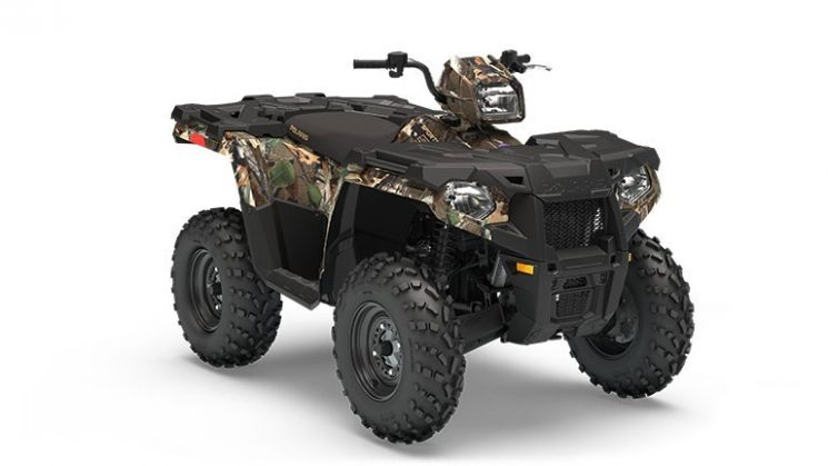 Polaris Sportsman® 570 Pursuit® Camo 2019