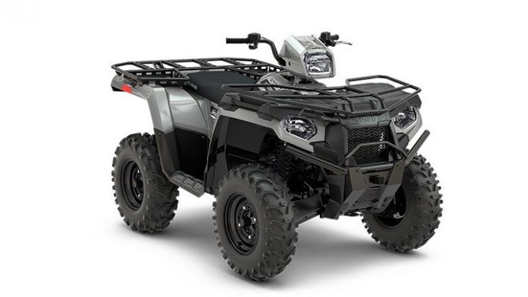 Polaris Sportsman® 570 EPS Utility Edition : Stock : 53841 2019