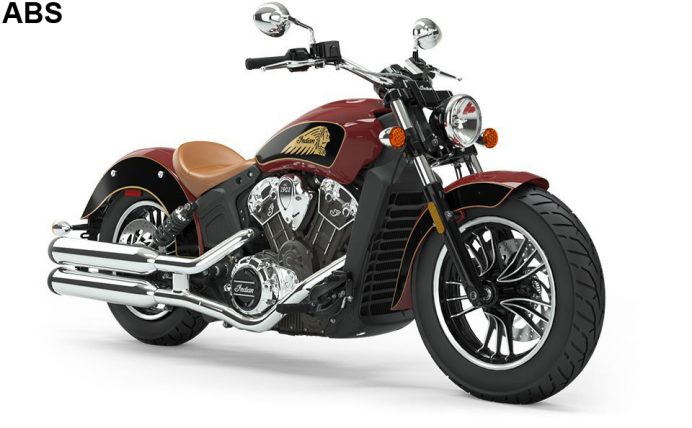 Indian Motorcycles Scout® ABS 2019