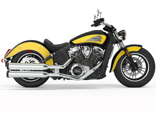 Indian Motorcycles Scout®  ABS Icon Series 2019