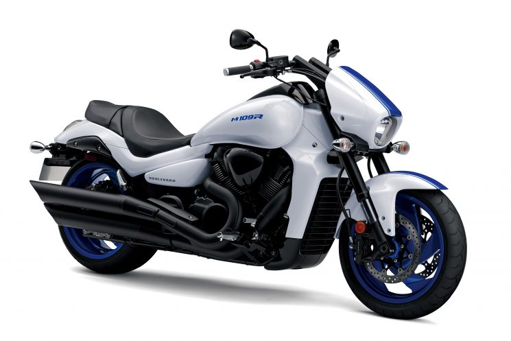 2019 suzuki BOULEVARD M109R B.O.S.S. Motorcycle - Motos ...