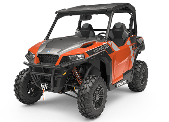 Polaris Polaris General® 1000 Deluxe 2019