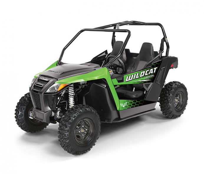 Arctic Cat Wildcat Trail 2018