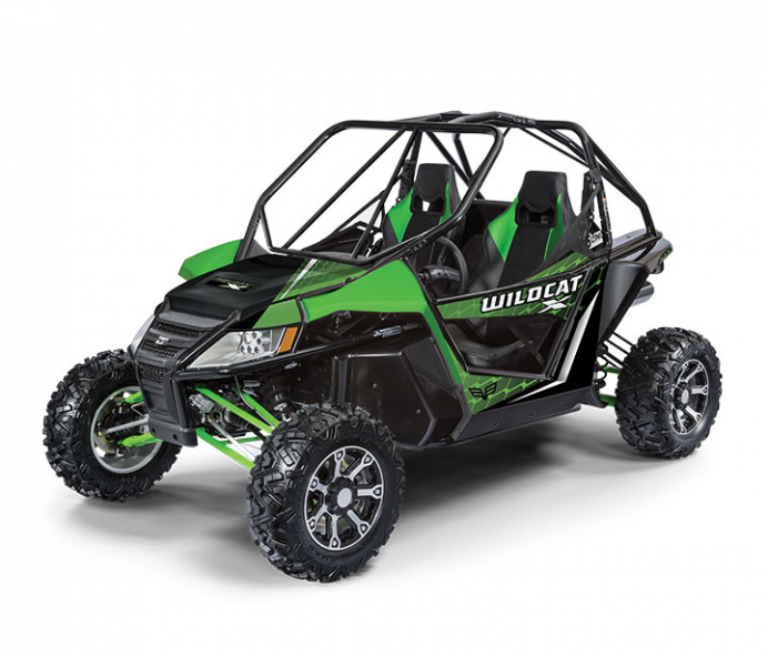 Arctic Cat Wildcat X 2018