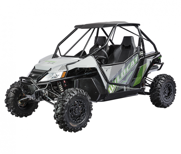 Arctic Cat Wildcat X LTD 2018