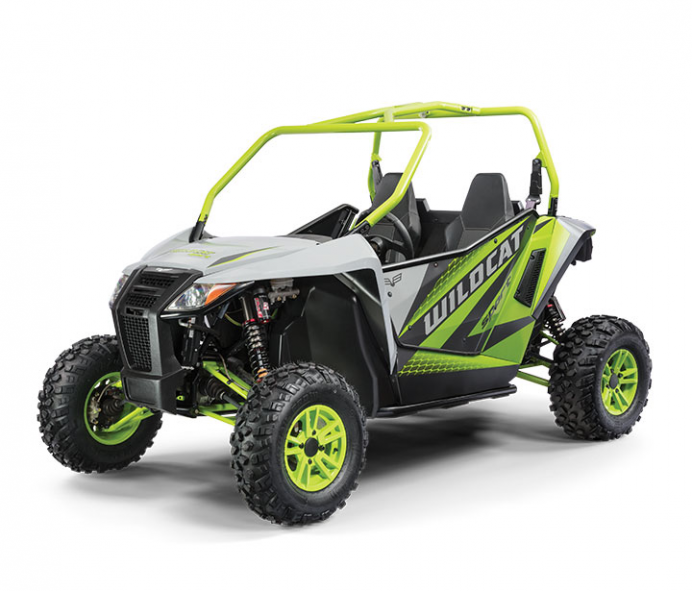Arctic Cat Wildcat Sport LTD 2018