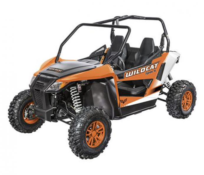 Arctic Cat Wildcat Sport XT 2018