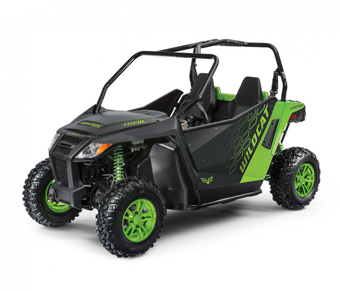Arctic Cat Wildcat Trail LTD 2018