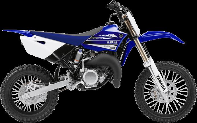 Yamaha YZ85 à 2 temps 2017