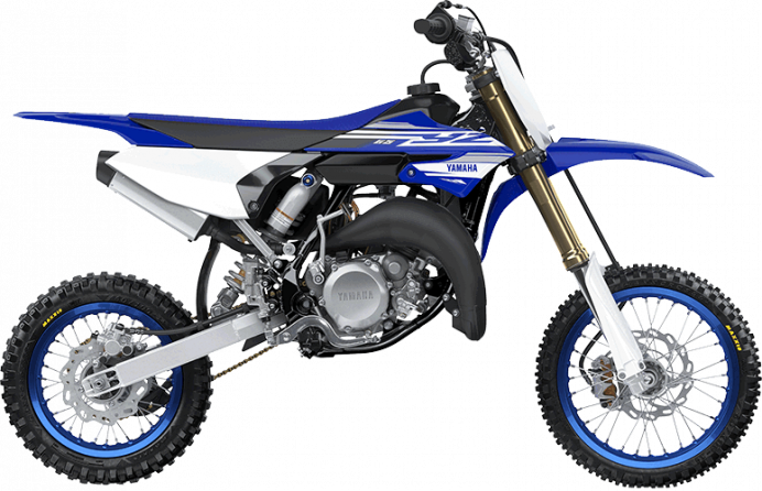 Yamaha YZ65 à 2 temps : Stock : 50795 / 50796 2018