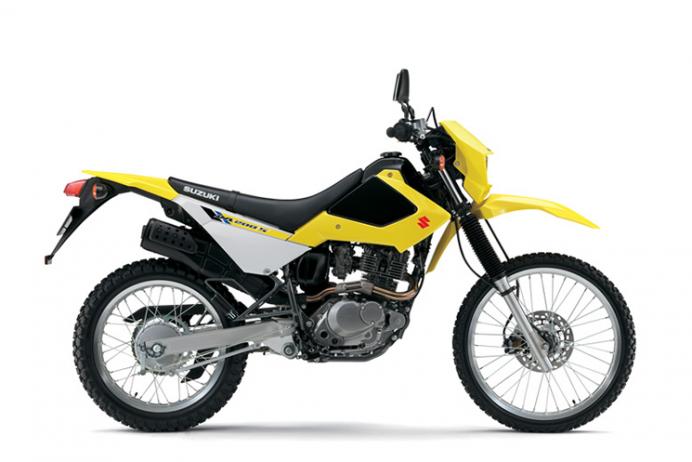 Suzuki DR200S 2018