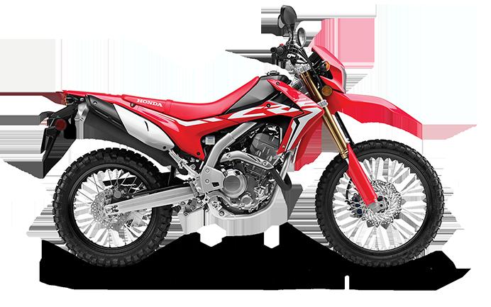 Honda CRF250L 2019