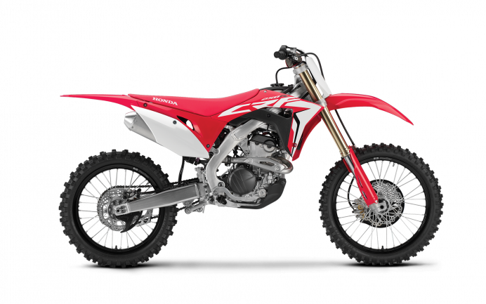 2019 Honda CRF250R