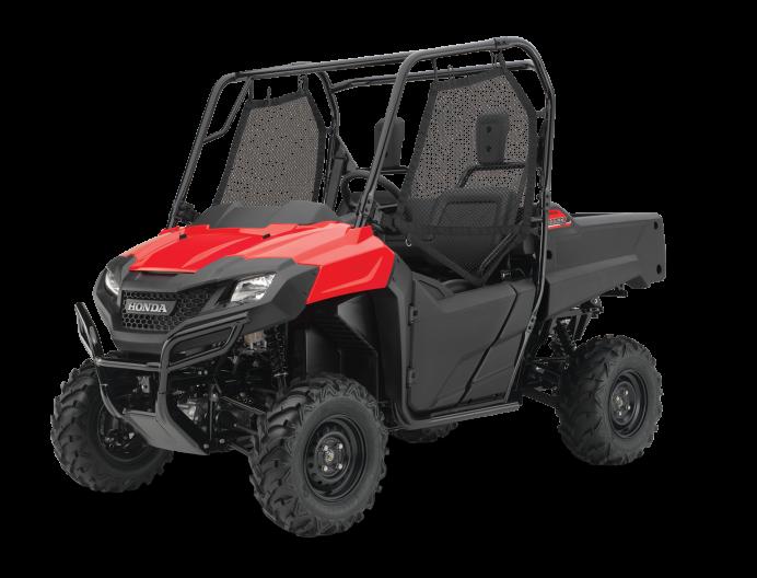 Honda Pioneer 700-2 Deluxe 2019