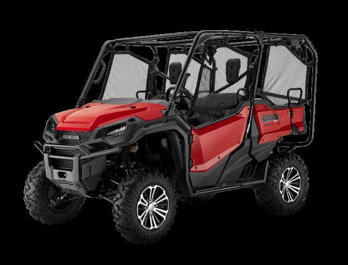 Honda Pioneer 1000-5 EPS Deluxe 2019