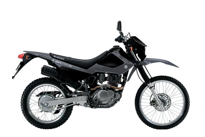 Suzuki DR200S 2016
