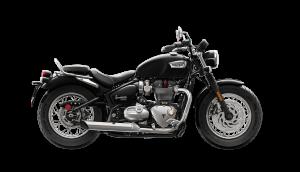 Triumph Bonneville T120 Black Motorcycle Motos Illimitées