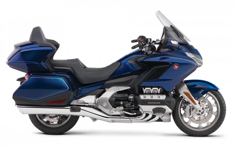 Honda Gold Wing Tour DCT 2019