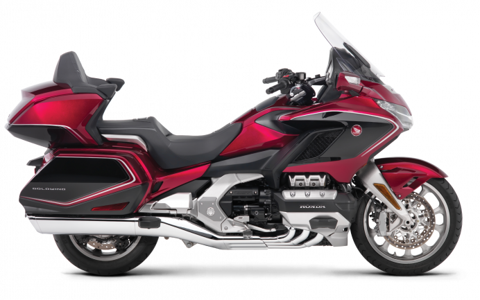 2019 Honda Gold Wing Tour DCT Airbag