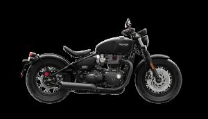Triumph Bonneville Bobber Black 2019