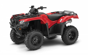 2019 Honda TRX420 DCT IRS EPS