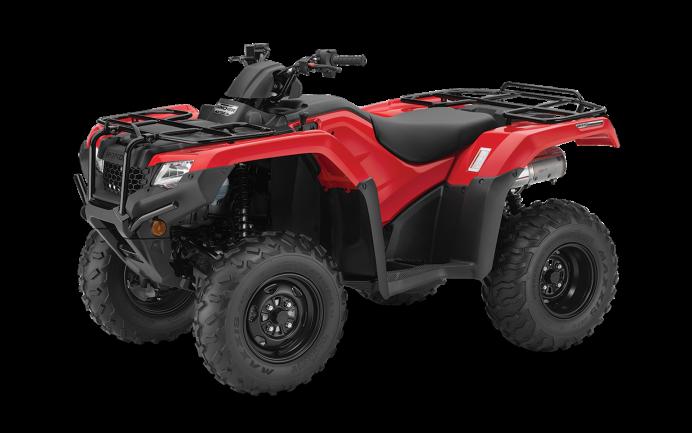 Honda TRX420 DCT IRS EPS 2019