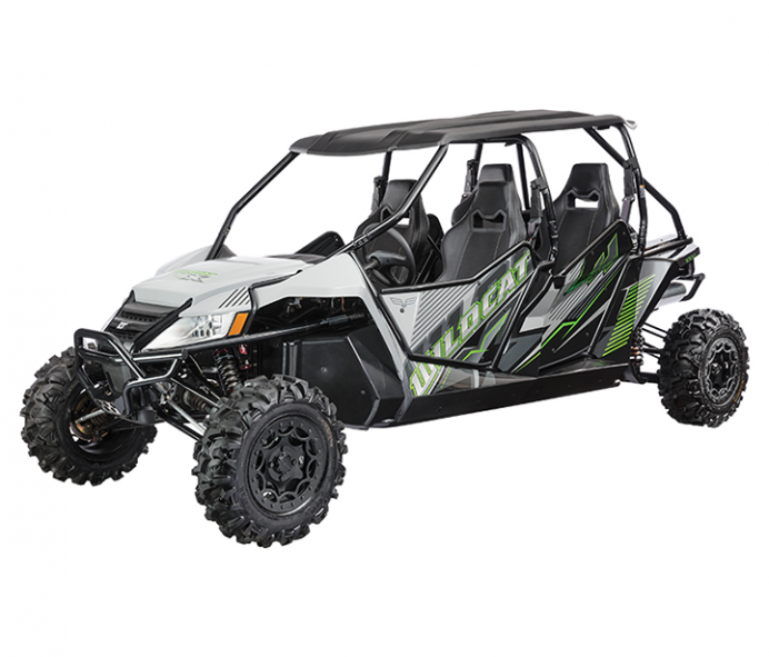 Arctic Cat Wildcat 4 X LTD 2018