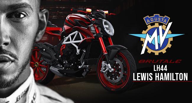 MV Agusta - Motos Illimitées Terrebonne Laval Montréal - Brutale 800 édition Lewis Hamilton F1