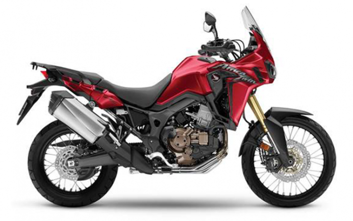 Honda Africa Twin DCT Stock : 52624 2017