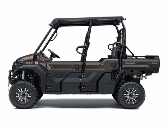 2020 Kawasaki MULE PRO-FXT EPS RANCH EDITION