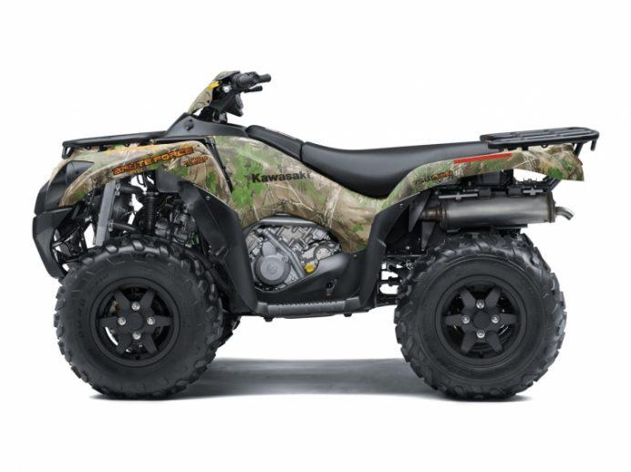 2020 Kawasaki Brute Force 750 4x4i EPS CAMO