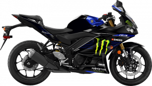Yamaha MONSTER ENERGY MOTOGP EDITION YZF-R3 2020