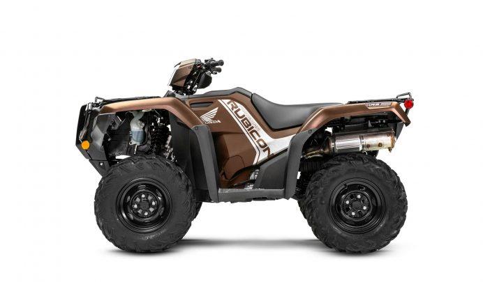 Honda TRX520 Rubicon IRS EPS 2020