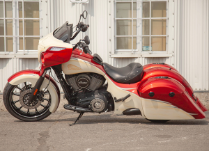 Indian® Chieftain® RED ARROW 2016