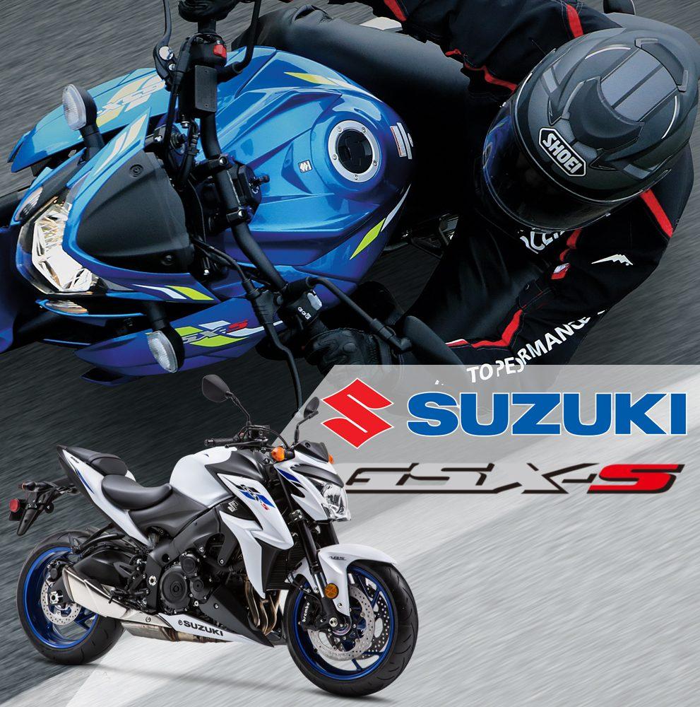 Suzuki – Moto – GSX