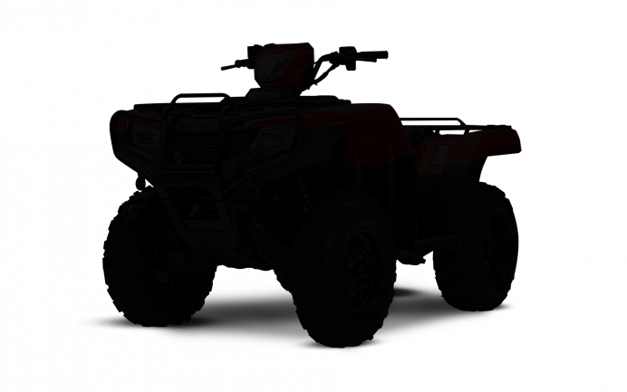 Honda TRX420 Rancher 2020