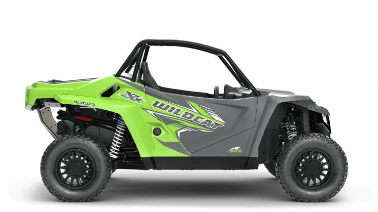 Arctic Cat Wildcat XX Ensemble Aventurier 2020